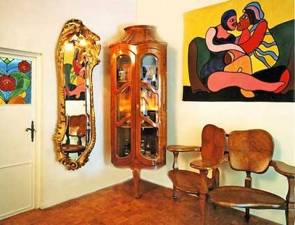 Gaudidesigner : Barcelone 1900 - September 2007